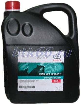 Антифриз Toyota Long Life Coolant 5L концентрат