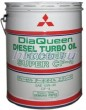 Масло моторное Mitsubishi DiaQueen Diesel Turbo Oil Exceed Super CF-4 SAE 10W30 20L