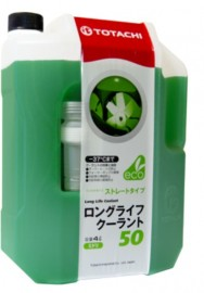 Антифриз Totachi Long Life Coolant Green 50% -37°C 18L
