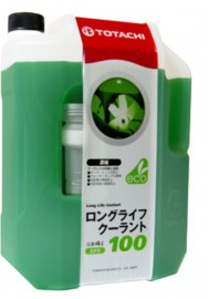Антифриз Totachi Long Life Coolant Green 100% концентрат 18L
