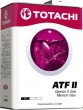 Масло для АКПП Totachi ATF Dexron II 1L